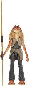 Star Wars The Black Series Lucasfilm 50th Anniversary Episode I Jar Jar Binks Action Figure