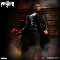 Mezco Toys One:12 Collective: Marvel's Netflix Punisher Action Figure