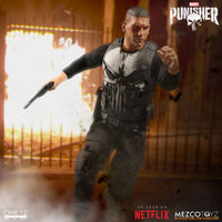 Mezco Toys One:12 Collective: Marvel's Netflix Punisher Action Figure 5