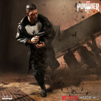 Mezco Toys One:12 Collective: Marvel's Netflix Punisher Action Figure 6