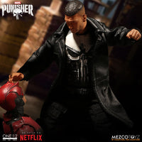 Mezco Toys One:12 Collective: Marvel's Netflix Punisher Action Figure 7