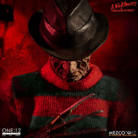 Mezco Toys One:12 Collective: A Nightmare on Elm Street: Freddy Krueger Action Figure 3
