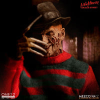 Mezco Toys One:12 Collective: A Nightmare on Elm Street: Freddy Krueger Action Figure 4