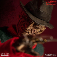 Mezco Toys One:12 Collective: A Nightmare on Elm Street: Freddy Krueger Action Figure 6