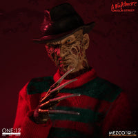 Mezco Toys One:12 Collective: A Nightmare on Elm Street: Freddy Krueger Action Figure 8
