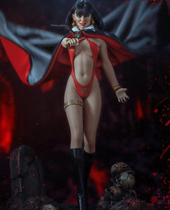 TBLeague Phicen 1/6 Vampirella (Caroline Munro 50th Anniversary Edition) Sixth Scale Action Figure PL2019-153