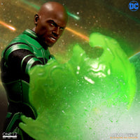Mezco Toys One:12 Collective: John Stewart Green Lantern Action Figure 7