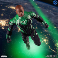 Mezco Toys One:12 Collective: John Stewart Green Lantern Action Figure 8
