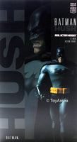 "Medicom 1/6 RAH Batman Hush Batman Black Suit Version 12"" Real Action Heroes DC Comics Action Figure"