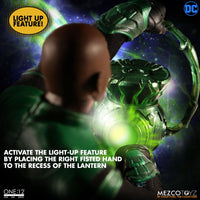 Mezco Toys One:12 Collective: John Stewart Green Lantern Action Figure 10