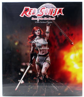 TBLeague Phicen 1/6 Red Sonia Scars of the she Devil Action Figure PL2017-93