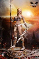TBLeague Phicen 1/6 Tariah Silver Valkryie Action Figure PL-2019-149