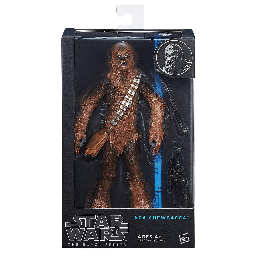 Star Wars Black Series Chewbacca Action Figure 1