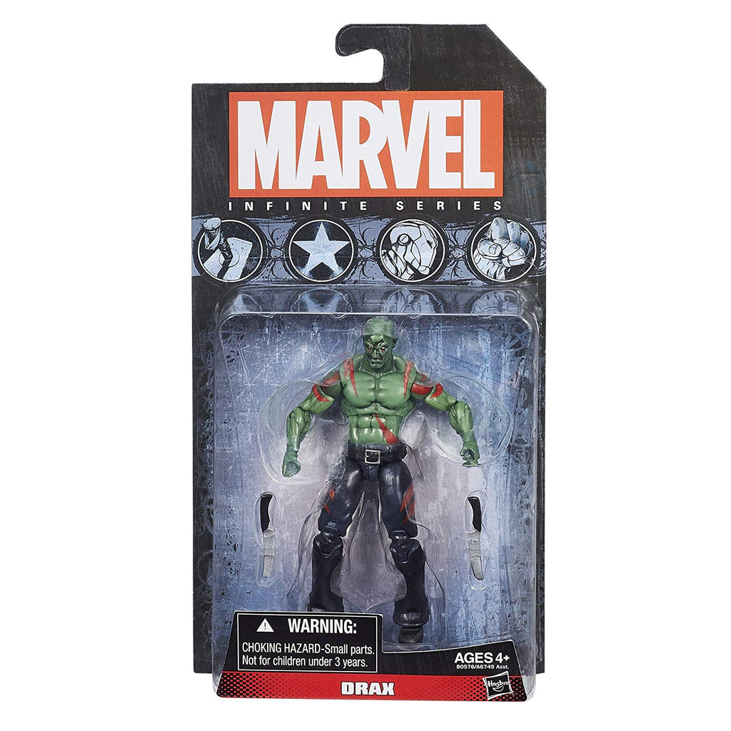 Marvel Infinite Series Drax 3.75 inch Action Figure 1