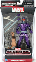 Marvel Legends Infinite Series Avenging Allies Machine Man 6 Inches Avengers Action Figure