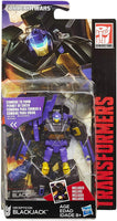 Transformers Generations Cobiner Wars Legends Decepticon Blackjack Action Figure 2