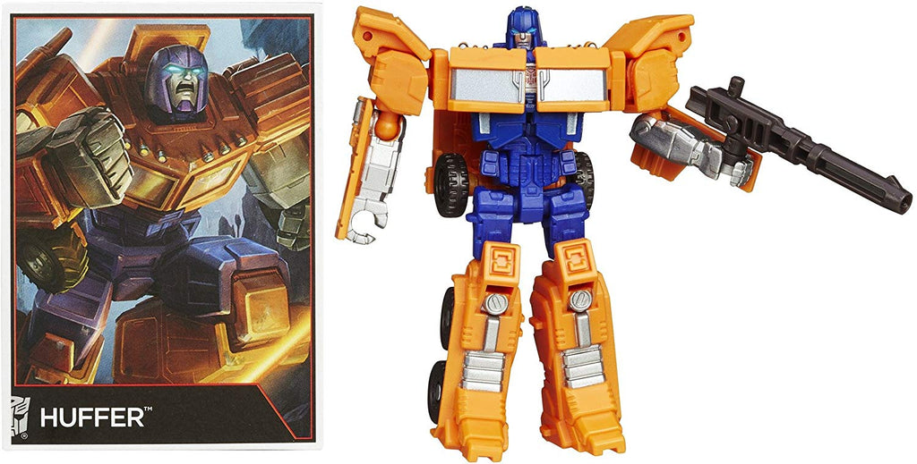 Transformers Generations Cobiner Wars Legends Class Huffer Action Figure 1