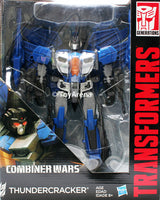 Transformers Generations Leader Combiner Wars Thundercracker Action Figure