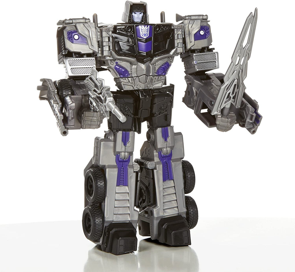 Transformers Generations Voyager Combiner Wars Motormaster Action Figure