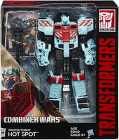 Transformers Generations Combiner Wars Voyager Class Hot Spot Action Figure 1