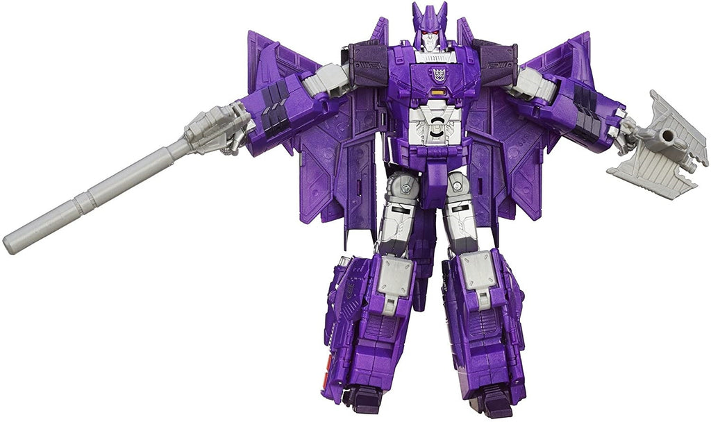 Transformers Generations Voyager Combiner Wars Cyclonus Action Figure