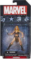 Marvel Infinite Series Shanna 3.75 inch Wave 6 Action Figure 1