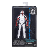Star Wars Black Series Clone Trooper Captain 6 Inch Action Figure