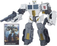 Transformers Generations Combiner Wars Voyager Class Battle Core Optimus Prime Action Figure 2