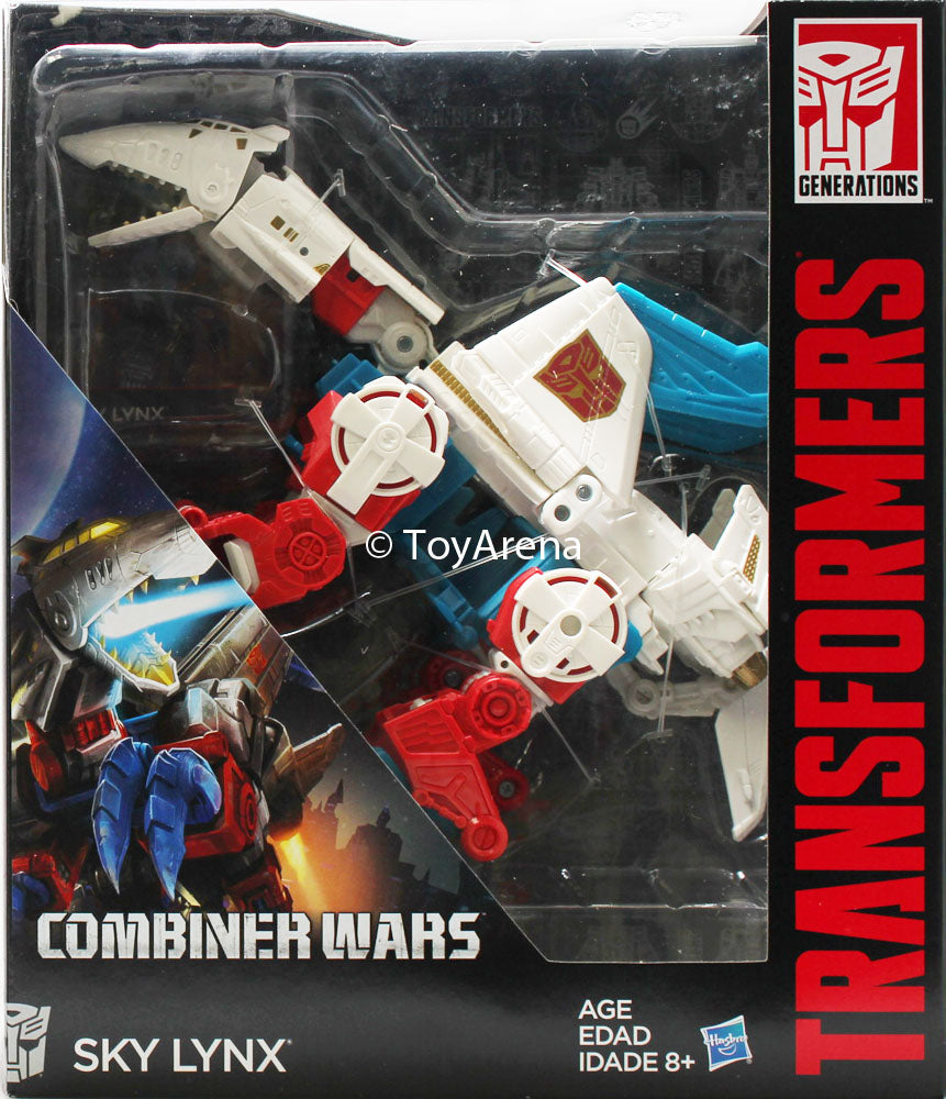 Transformers Generations Voyager Combiner Wars Sky Lynx Action Figure