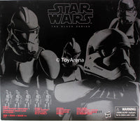 Star Wars The Black Series Clone/Storm Trooper 4 Pack 3.75 Inch Exclusive Action Figure