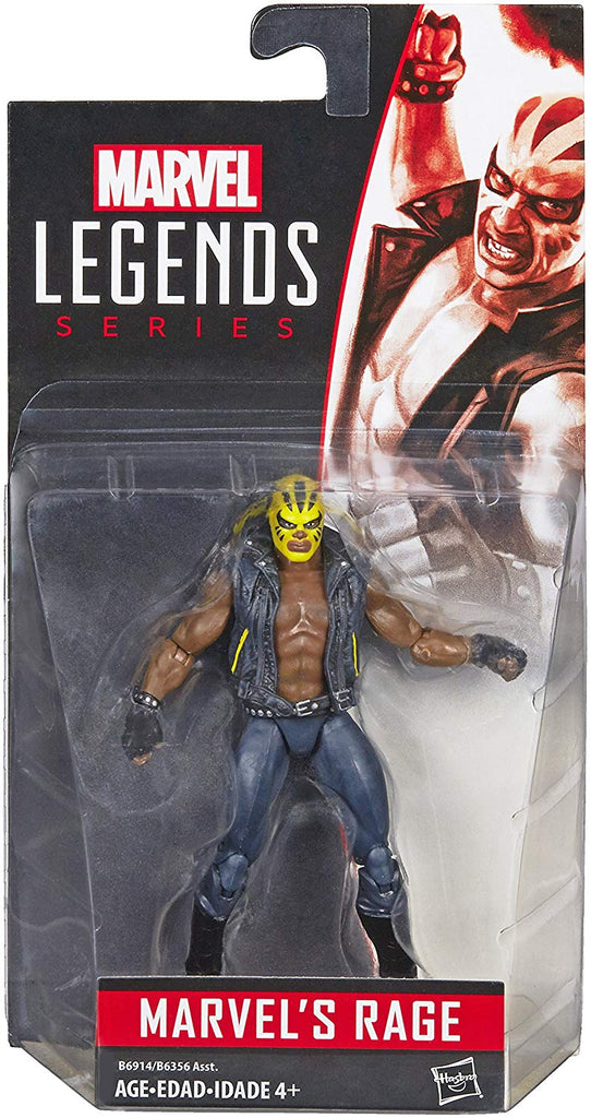 Marvel Legends 3.75 inch Series Marvel's Rage Action Figure 1