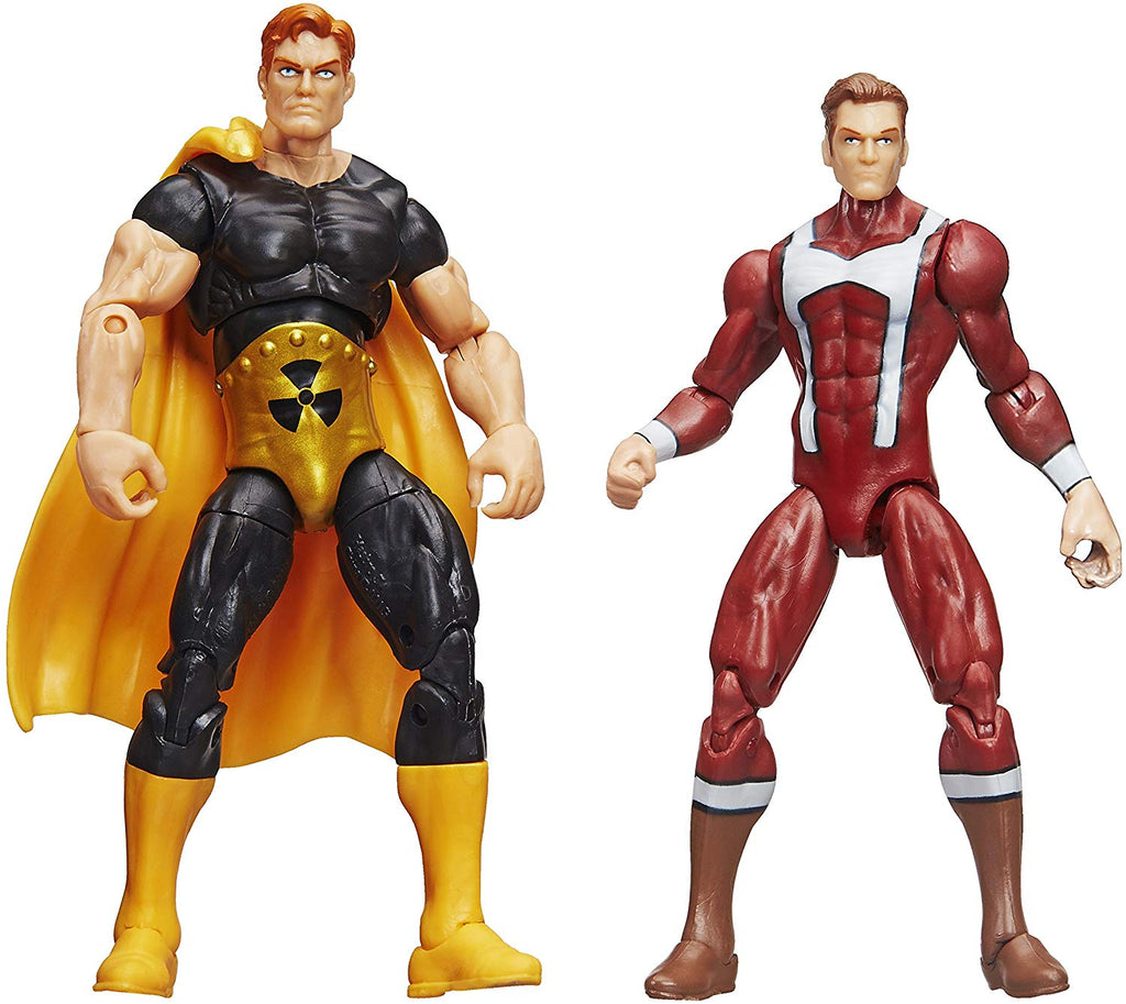 Marvel Legends Supreme Powers 3.75 inch Comic Book 2 Pack 1