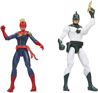 Marvel Legends Cosmic Marvels 3.75 inch Comic Book 2 Pack 2