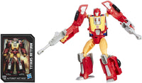Transformers Generations Titans Return Deluxe Class Hot Rod & Firedrive Action Figure 2