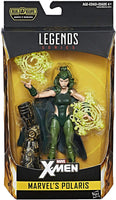 Marvel Legends X-Men Marvel's Polaris Warlock BAF 1
