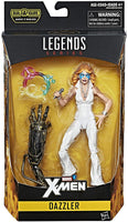 Marvel Legends X-Men Marvel's Dazzler Warlock BAF 1