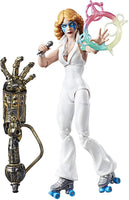 Marvel Legends X-Men Marvel's Dazzler Warlock BAF 2