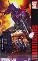 Transformers Masterpiece Shattered Glass Optimus Prime Asia Exclusive