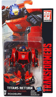 Transformers Generations Titans Return Legend Class Roadburn Figure