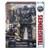 Transformers The Last Knight Decepticon Megatron Premier Edition Leader Class Figure