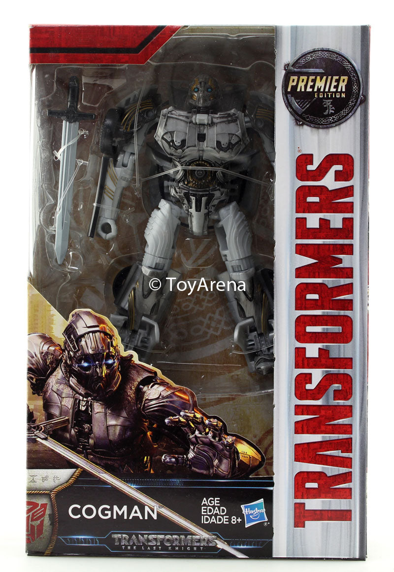 Transformers The Last Knight Deluxe Class Cogman Action Figure