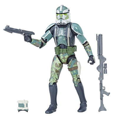 Star Wars Black Series Clone Commander Gree 6 Inch Action Figure