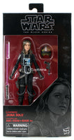 Star Wars Black Series #56 Legends Jaina Solo Wave 14 Action Figure