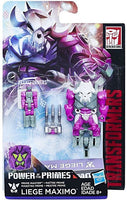 Transformers Generations Power of the Prime Master Liege Maximo Figure