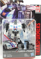Transformers Generations Power of the Primes Deluxe Class Jazz Figure