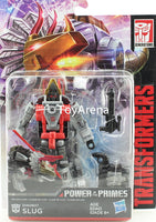 Transformers Generations Power of the Primes Deluxe Class Slug Figure