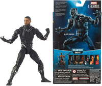 Marvel Legends Black Panther Series Black Panther Okoye BAF Wave Action Figure 2