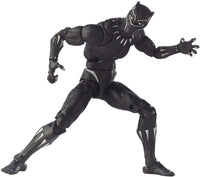 Marvel Legends Black Panther Series Black Panther Okoye BAF Wave Action Figure 4