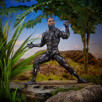 Marvel Legends Black Panther Series Black Panther Okoye BAF Wave Action Figure 5
