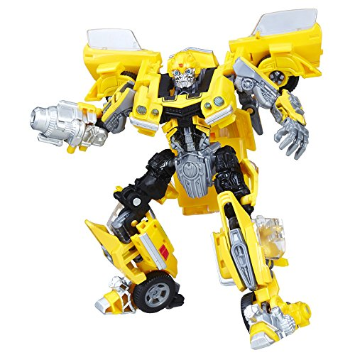 Transformers Generations Studio Series #01 Bumblebee Action Figure